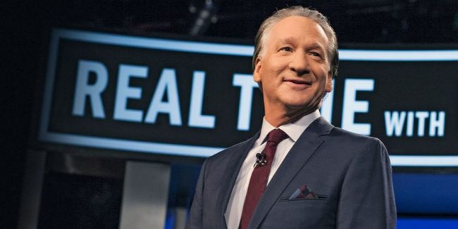 Neil deGrasse Tyson, Matt Kibbe, Amy Goodman Topline 'Real Time With Bill Maher,' July 25