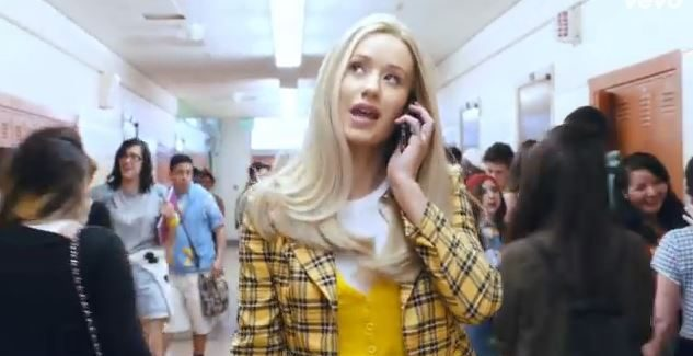 The Year of Iggy Azalea, MTV House of Style Host