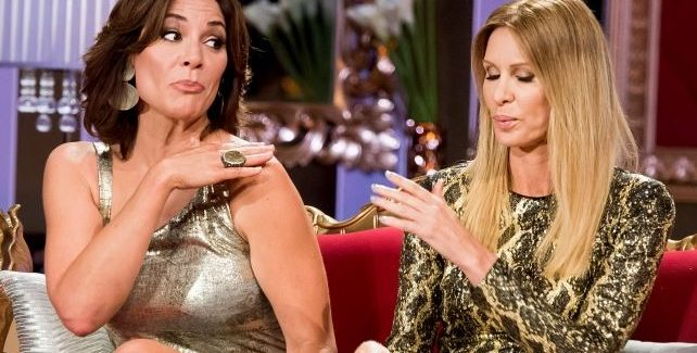 Recap: 'Real Housewives of New York' Reunion Special - Part 1