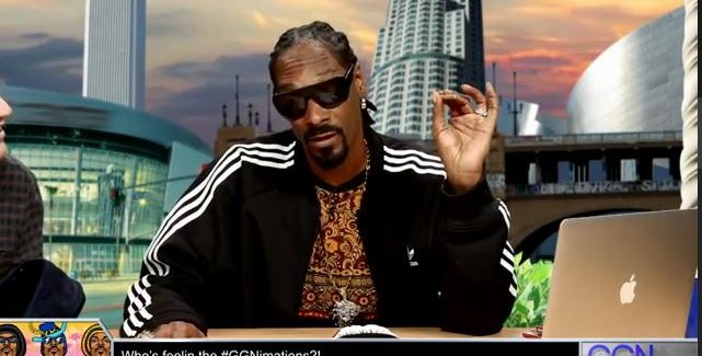 Who's Minding The White House? Snoop Dogg Gets Baked in the John VIDEO