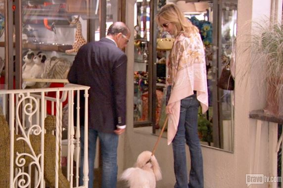 Recap: Real Housewives of New York, The Broke, Crazy, Close to Homeless Edition