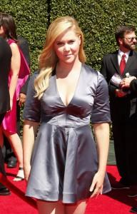 Amy Schumer - 2014 Creative Arts Emmy Awards - Arrivals - Nokia Theatre L.A. Live - Los Angeles, CA, USA  Photo copyright by David Gabber / PRPhotos.com