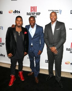 Bobby Valentino, Kelvin Mensah and Shamoy Allen - 2014 BMI R&B/Hip-Hop Awards - The Pantages Theatre - Hollywood, CA, USA  Photo copyright by Winston  Burris / PR Photos