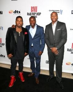 Bobby Valentino, Kelvin Mensah and Shamoy Allen - 2014 BMI R&B/Hip-Hop Awards - The Pantages Theatre - Hollywood, CA, USA  Photo copyright by Winston  Burris / PR Photos