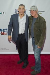 "Joe Girardi, Richard Gere - ""Henry & Me"" New York City Premiere - Ziegfeld Theatre - New York City, NY, USA  Photo copyright by MJ Photos / PRPhotos.com"