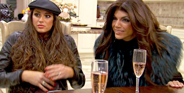 Recap: Real Housewives of New Jersey, The 'Double Bag' Edition