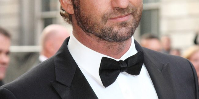 Gerard Butler - GQ Men of the Year Awards 2014 - Arrivals - Royal Opera House, Covent Garden - London, UK  Photo copyright by Landmark / PR Photos