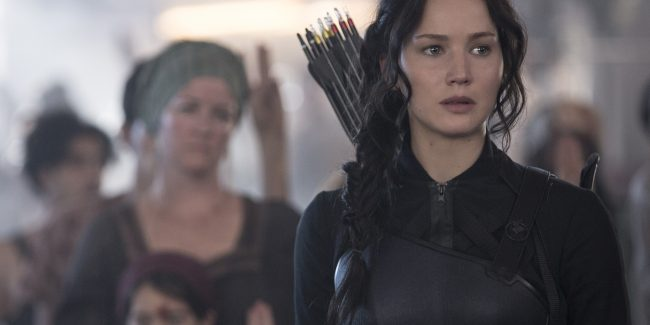 The Hunger Games: Mockingjay Part 1 Posters and Stills