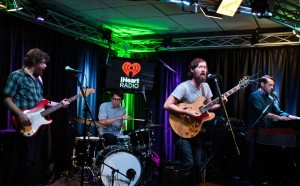 The Features - The Features in Concert at Radio 104.5's Performance Theatre in Bala Cynwyd - September 04, 2014 - Radio 104.5's Performance Theatre - Bala Cynwyd, PA, USA  Photo copyright by Paul Froggatt / PR Photos