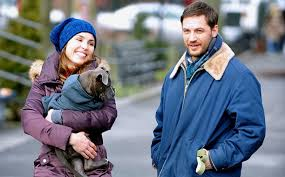 Tom Hardy and Noomi Rapace Talk The Drop – and Fight Over Rocco.