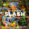 The cover for Slash and The Conspirators' 'World On Fire'