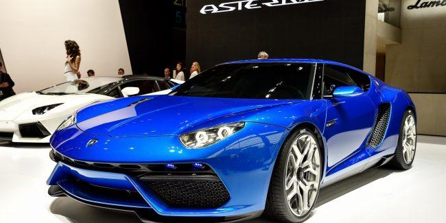 Lamborghini Asterion Hybrid Concept Pictures