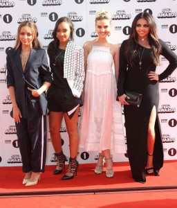 Little Mix - BBC Radio 1's Teen Awards 2014 - Arrivals - SSE Wembley Arena - London, UK  Photo is copyright by Landmark / PR Photos
