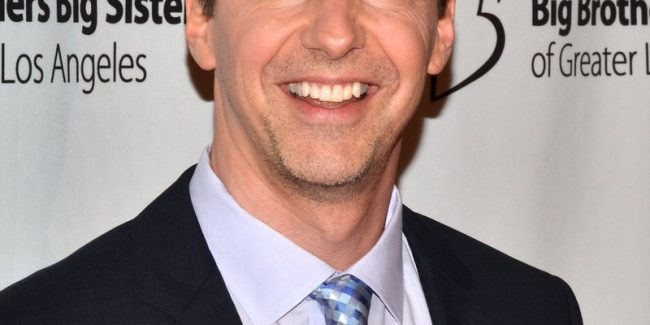Sean Hayes - 2014 Big Brothers and Sisters' Big Bash Honoring William H. Ahmanson, Jennifer Slake And The Hollywood Reporter - Arrivals - Beverly Hilton Hotel - Beverly Hills, CA, USA  Photo is copyright by Billy Bennight / PR Photos