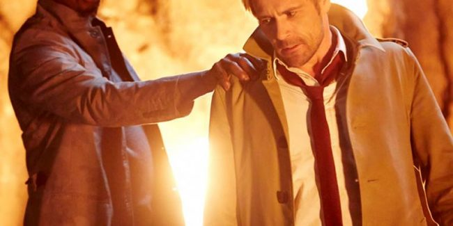 NBC's 'Constantine' Arrives Oct. 24, Everything You Need To Know  VIDEOS