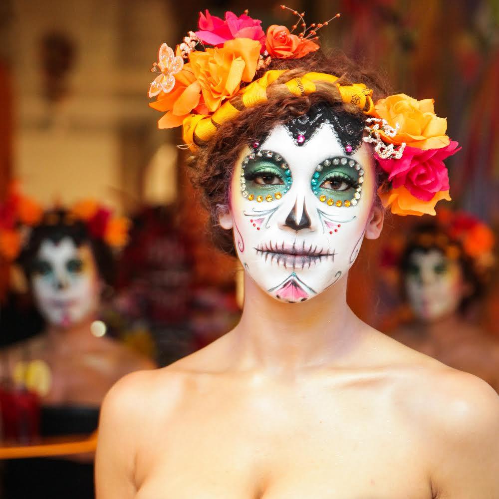 EL MUSEO DEL BARRIO'S Dia de los Muertos Party-Mosphere