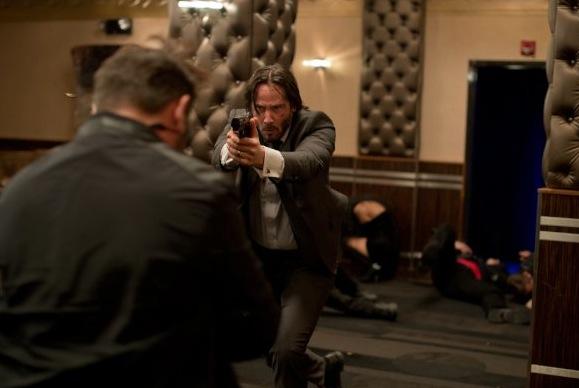 Keauno Reeves as John Wick