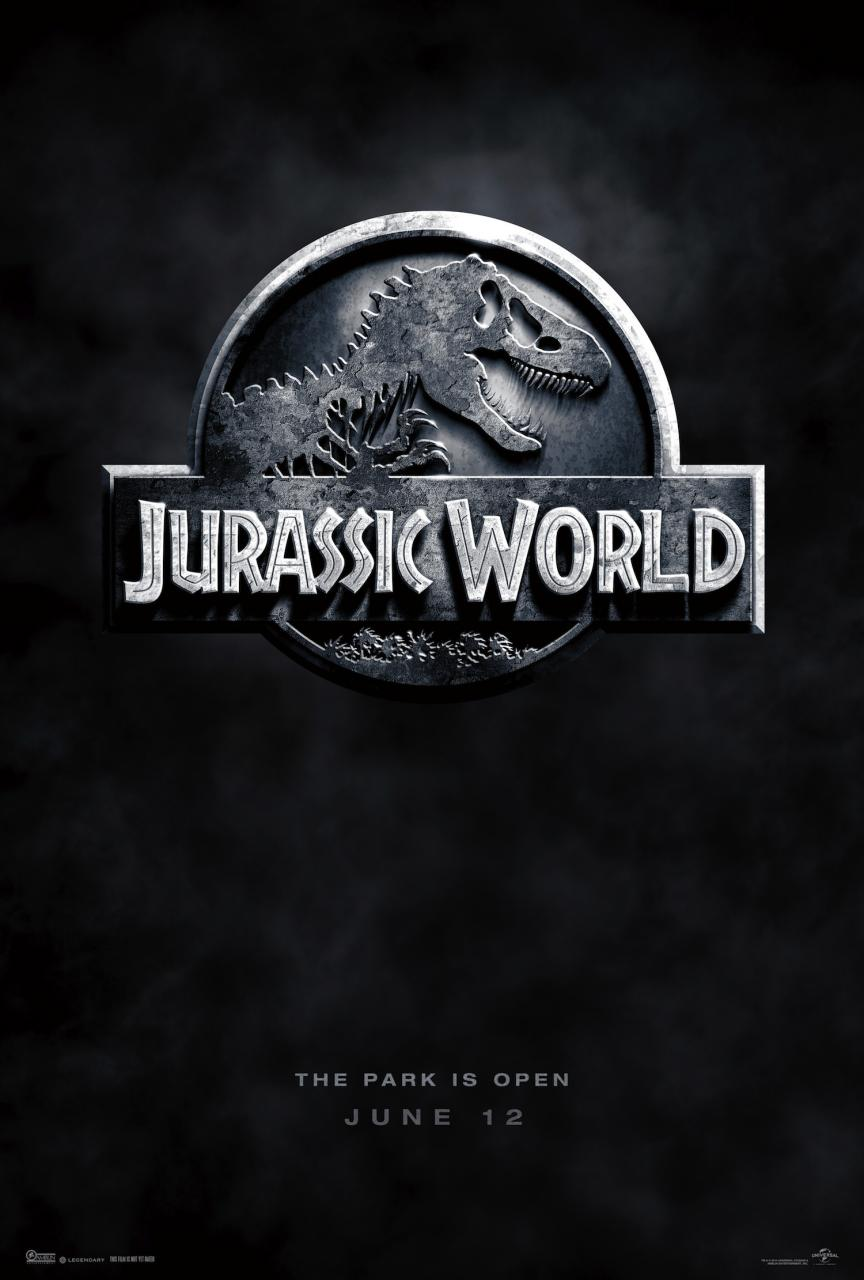 Dinos return in new Jurassic World poster