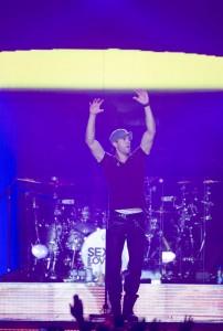 Enrique Iglesias - Enrique Iglesias in Concert at the Barclaycard Center in Madrid - November 15, 2014 - Barclaycard Center - Madrid, Spain  Photo is copyright by Solarpix / PR Photos