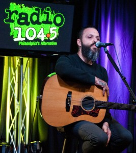 Justin Furstenfeld - Justin Furstenfeld in Concert at Radio 104.5's Performance Theatre in Bala Cynwyd - November 14, 2014 - Radio 104.5's Performance Theatre - Bala Cynwyd, PA, USA  Photo is copyright by Paul Froggatt / PR Photos