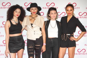 Neon Jungle - Hairfinity UK Launch Party - Arrivals - Il Bottaccio - London, UK  Photo is copyright by Landmark / PR Photos