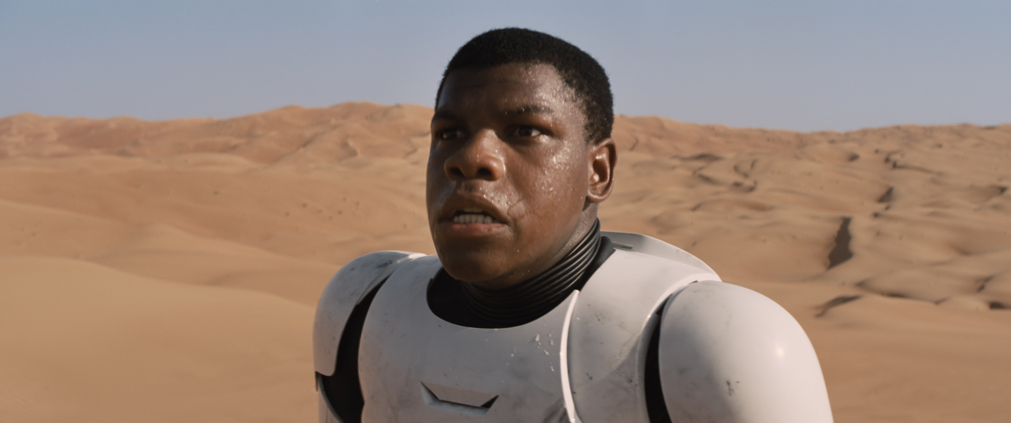 Stills from Star Wars: The Force Awakens