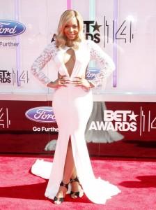 Ashanti - 2014 BET Awards - Arrivals - Nokia L.A. LIve - Los Angeles, CA, USA  Photo is copyright by David Gabber / PRPhotos.com