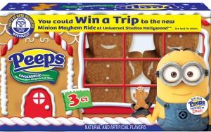 PEEPS-MINIONS-Gingerbread-3ct