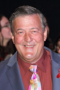 """Stephen Fry - """"The Hobbit: The Battle of the Five Armies"""" World Premiere - Arrivals - Odeon Leicester Square and Empire IMAX - London, UK  Photo is copyright by Landmark / PR Photos"""
