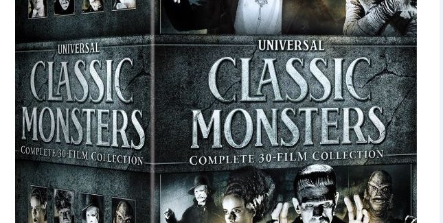 Christmas Blu Ray and DVD Wish List, Classic Horror, Humor and Family Selects