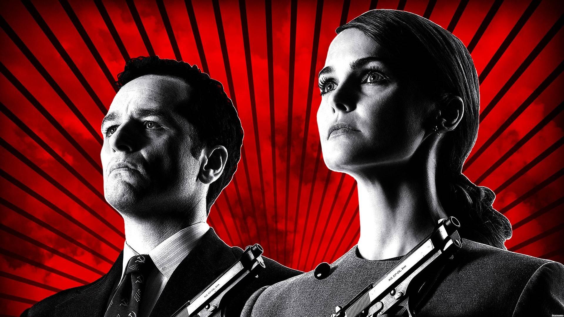 Sex, Secrecy and Spying - Matthew Rhys on The Americans Season Three
