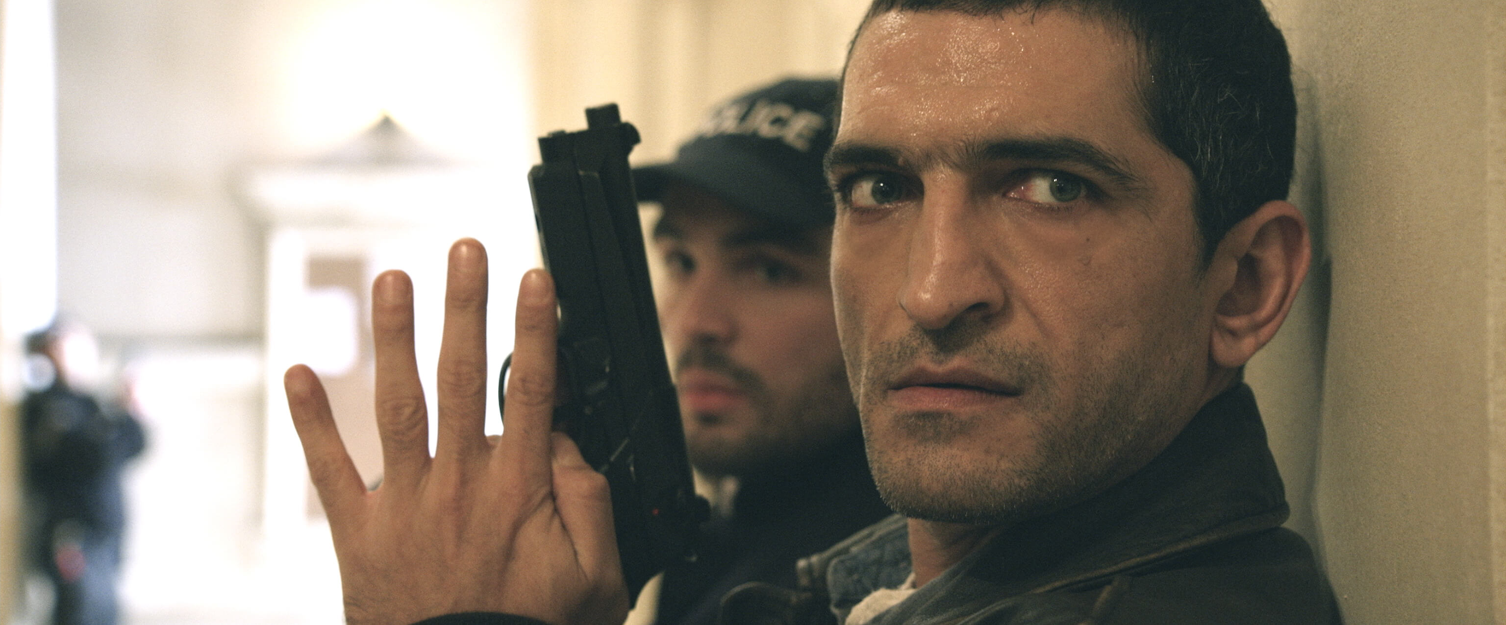 Amr Waked Steps into Geostorm
