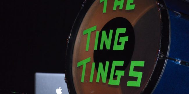ting2 - Review:  The Ting Tings At The Troubadour, Jan 26