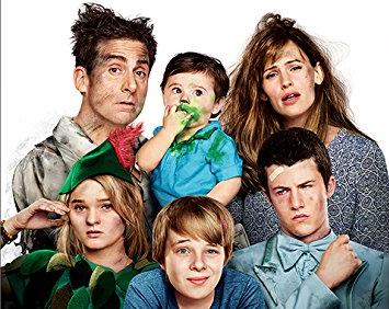 Alexander and the Terrible, Horrible, No Good, Very Bad Day Blu-rau Review
