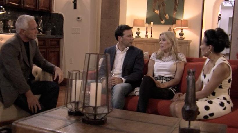 Recap: Marriage Boot Camp: Reality Stars, Reid and Aviva Drescher Up To Bat