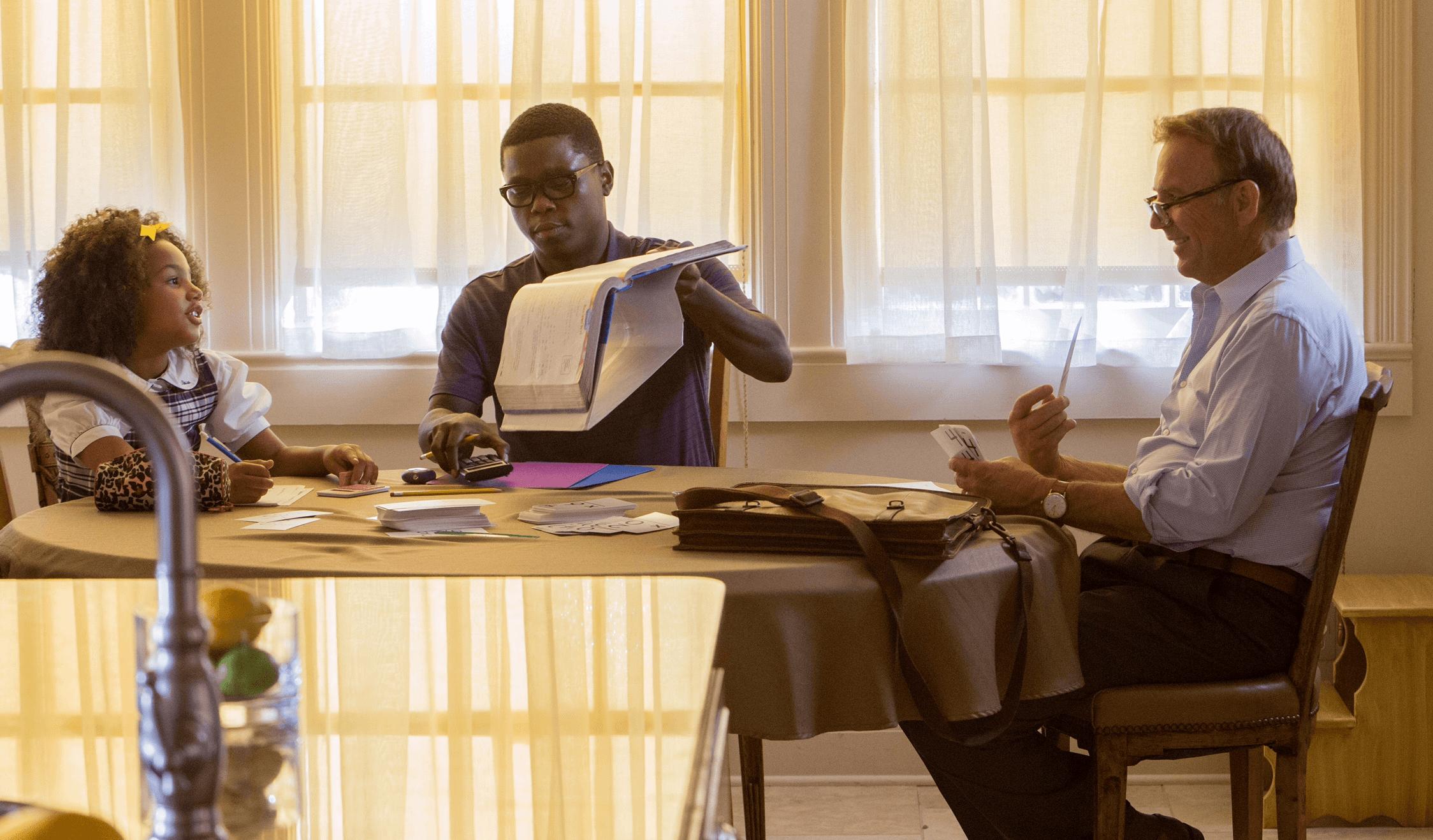 Canada's Mpho Koaho Stars in Kevin Costner's Black or White