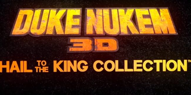 Duke Nukem 3D: Hail to the King Collection