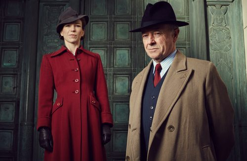 Foyle's War Final Series on Acorn TV Now