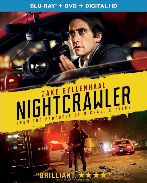 Jake Gyllenhaal gives an award worthy performance in Nightcrawler