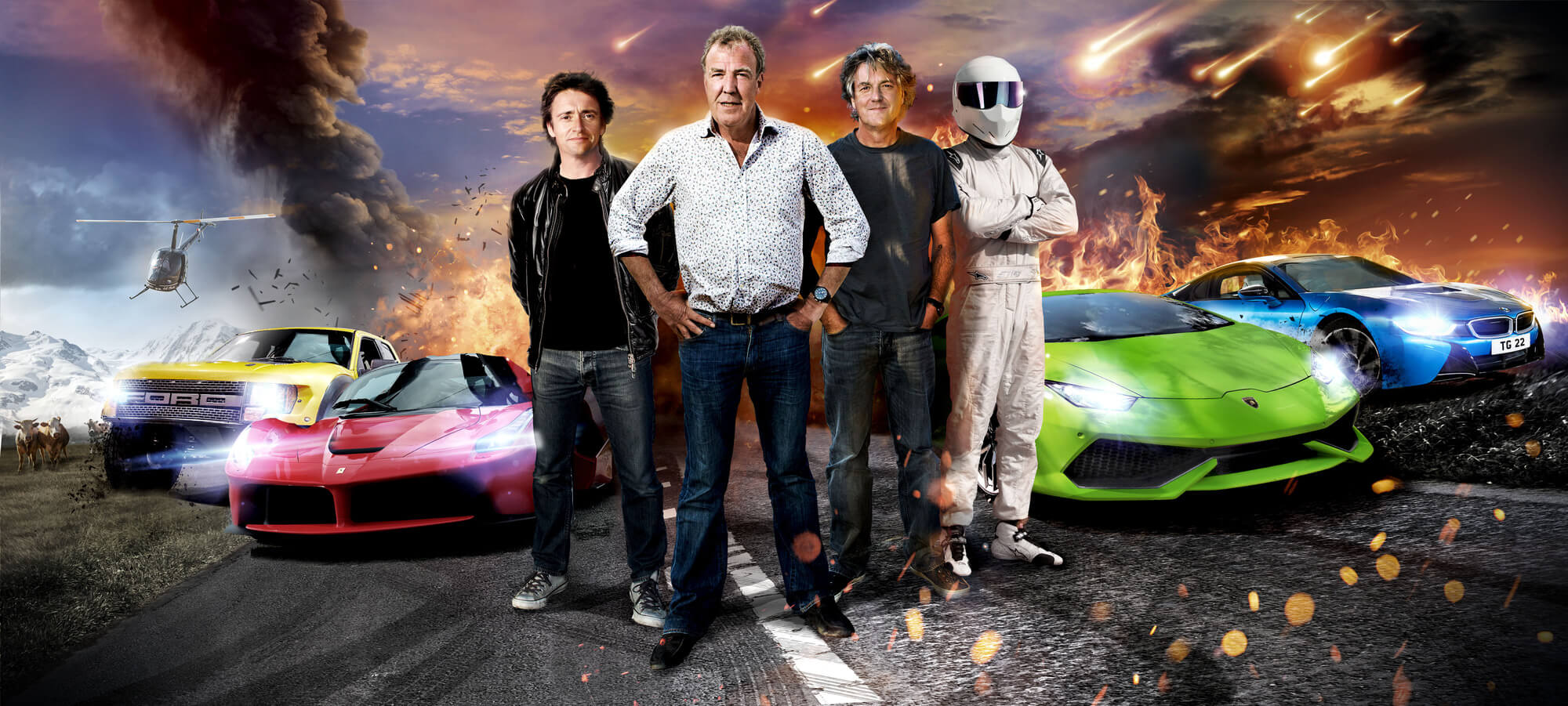 Top Gear will no doubt be back, but not as we know it.
