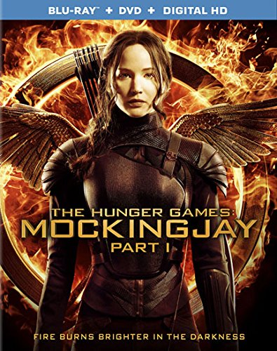 The Hunger Games: Mockingjay, Part 1 arrives on Blu-ray looking great and loaded with bonus materials.
