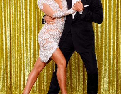 'Dancing With the Stars' First Confirmed Romance Of Season, Kym And Robert