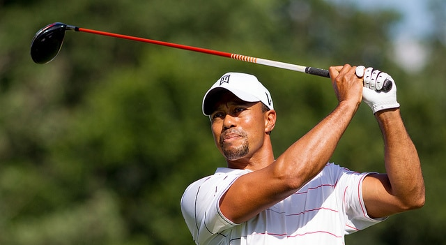Tiger Woods, the richest athlete on the planet