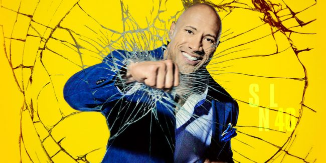 Dwayne Johnson Goes For Four On SNL, Full Clipapalooza
