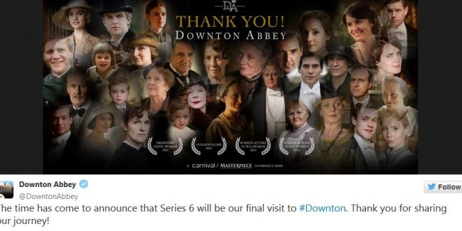 End Of An Era: Downton Abbey's Departure Will Leave Big Shoes To Fill