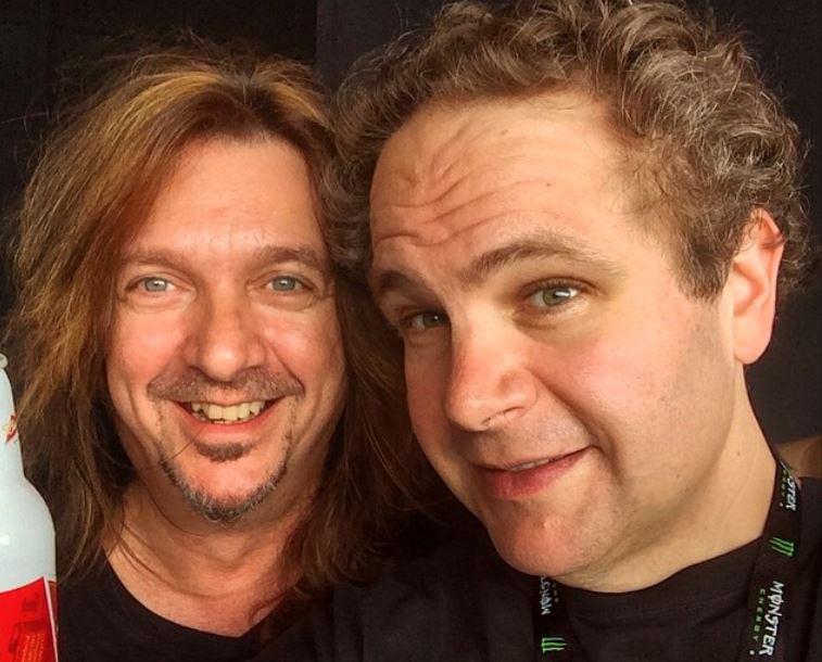 eddie main - Exclusive: Eddie Trunk of 'That Metal Show' Interview