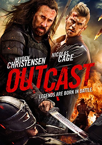 Outcast manages to entertain with great action.