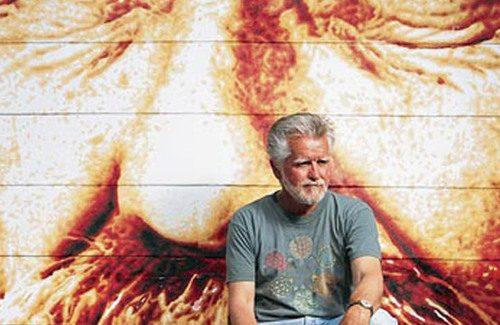 Above The Streets: American Muralist Kent Twitchell's Art, Locations and Details!