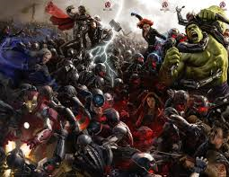 Marvel's Avengers: Age of Ultron –  Big and Loud and Long