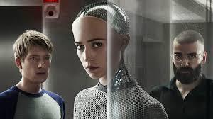 Ex Machina : Alex Garland on Robots, Sex and Power